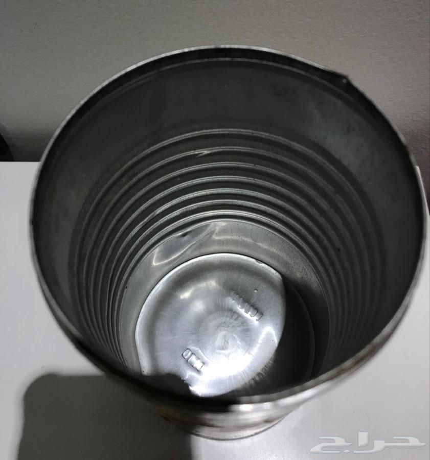 علبة حليب كيكور قديم تراث