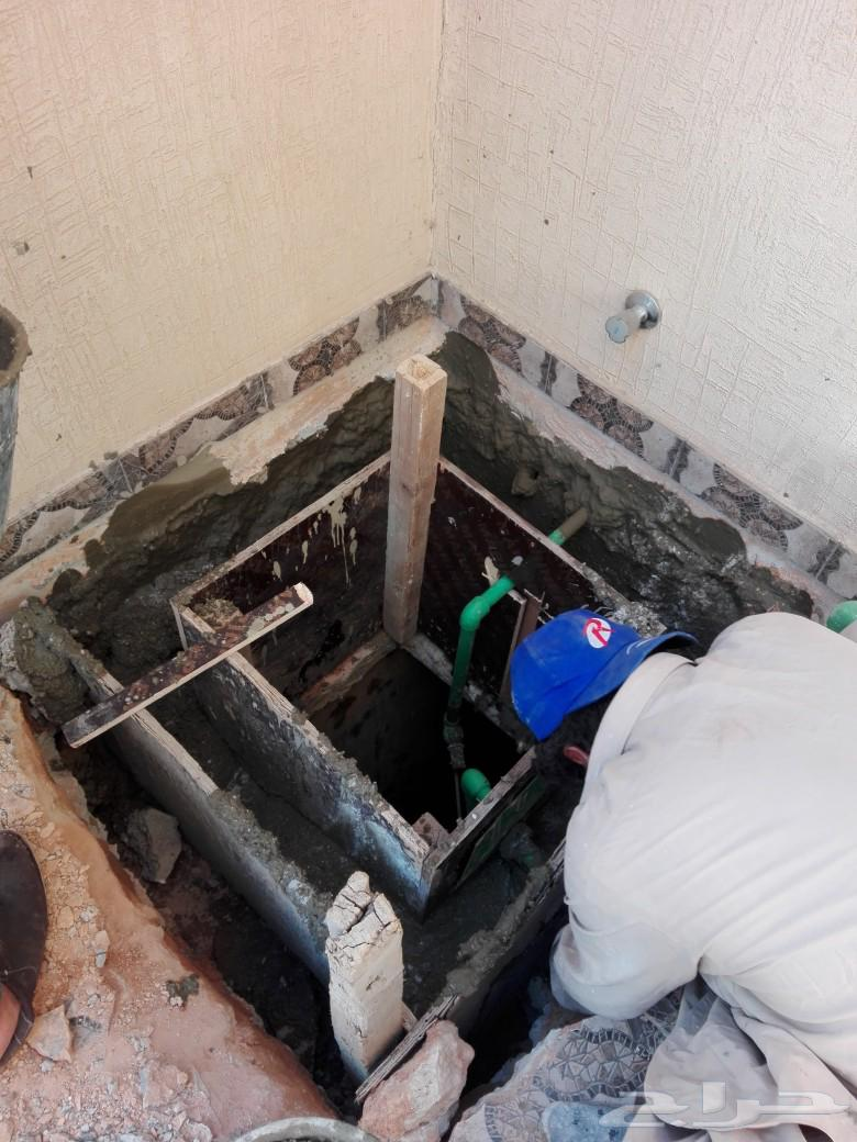 شركة عزل خزانات وكشف تسربات المياه الكترونيا
