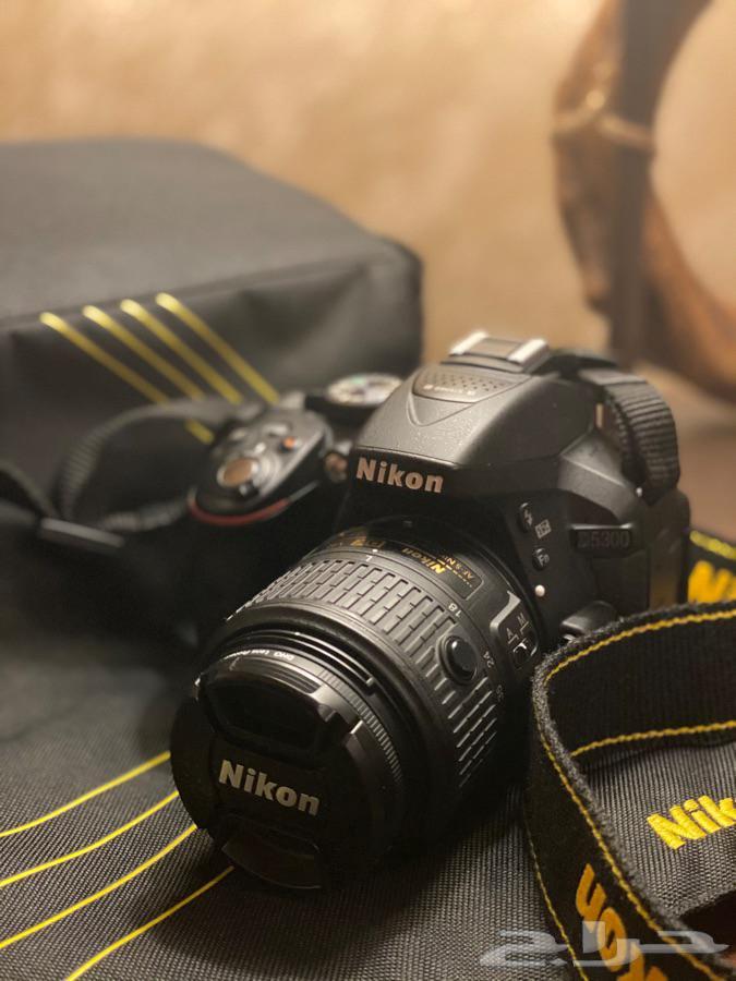 كاميرا نيكون 5300d