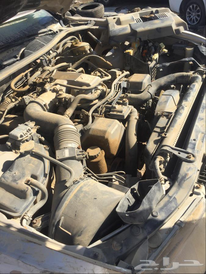 مكينة لكزس LS400   قير   قطع السيارة كاملة