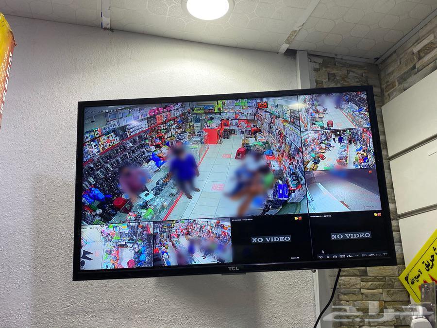 كاميرات مراقبة وعقود صيانة باسعار منافسة