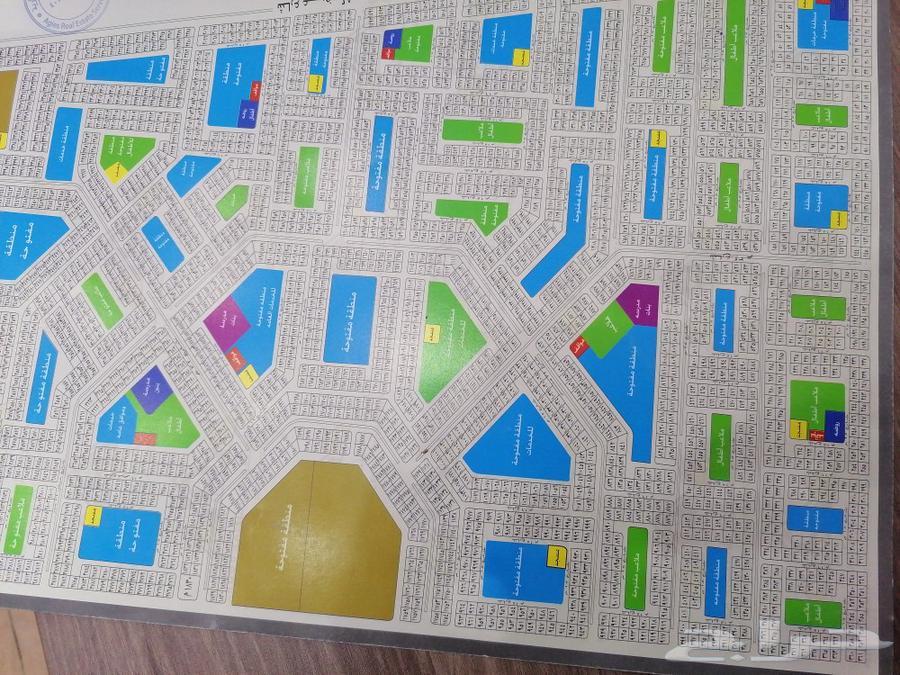 للبيع ارض مخطط 29 أ في النظيف