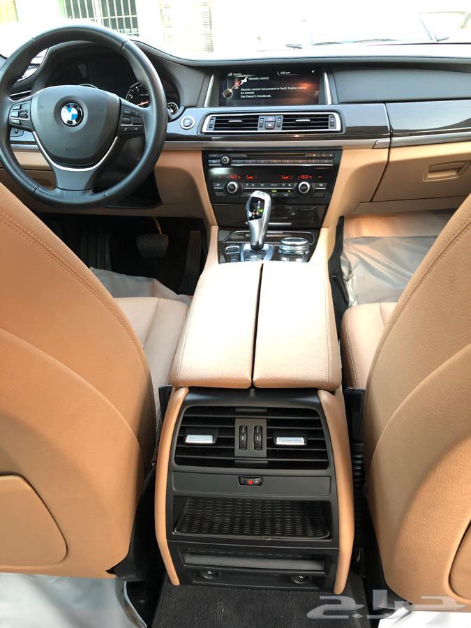 ((تم البيع )) 2015 BMW730