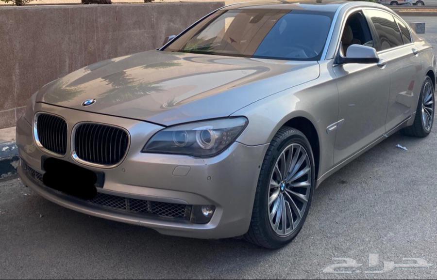 BMW-2011-740نظيف ماشاء الله