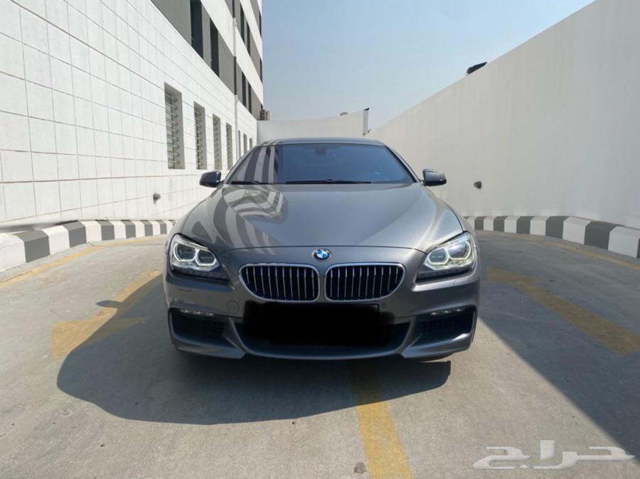 BMW 640 2015