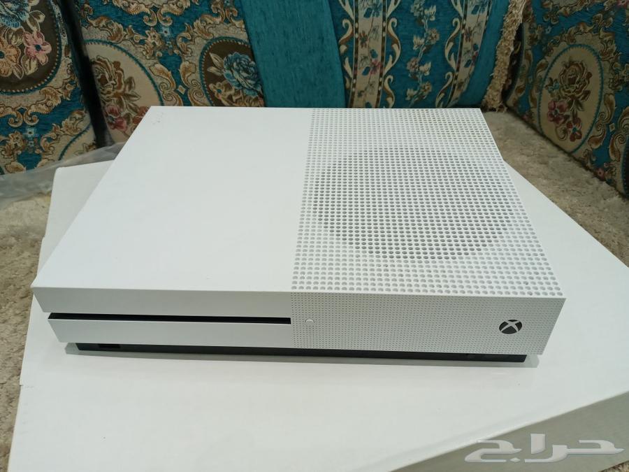جهاز اكس بوكس اس 1 الجديد 1000 جيجا بيد اصليه