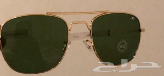 نظارات شمسية الامريكية العسكريه ماركه AO