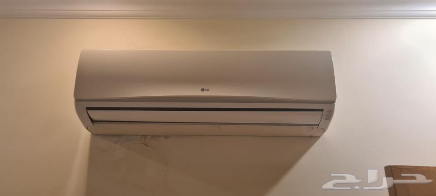 مكيفات سيبلت LG 2 طن حار  بارد