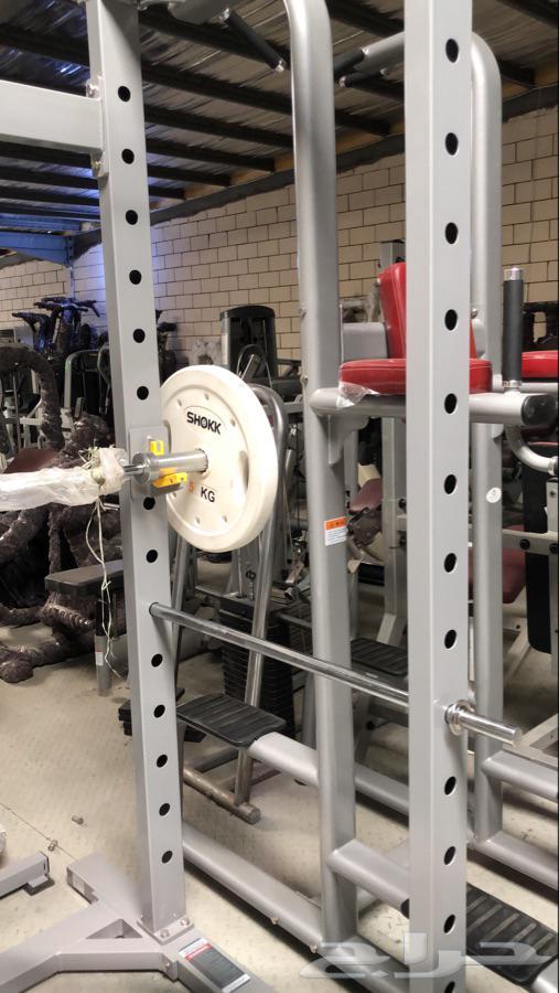 تجهيز اندية رياضية.معدات رياضية اوزان اثقال بار دنابل سير