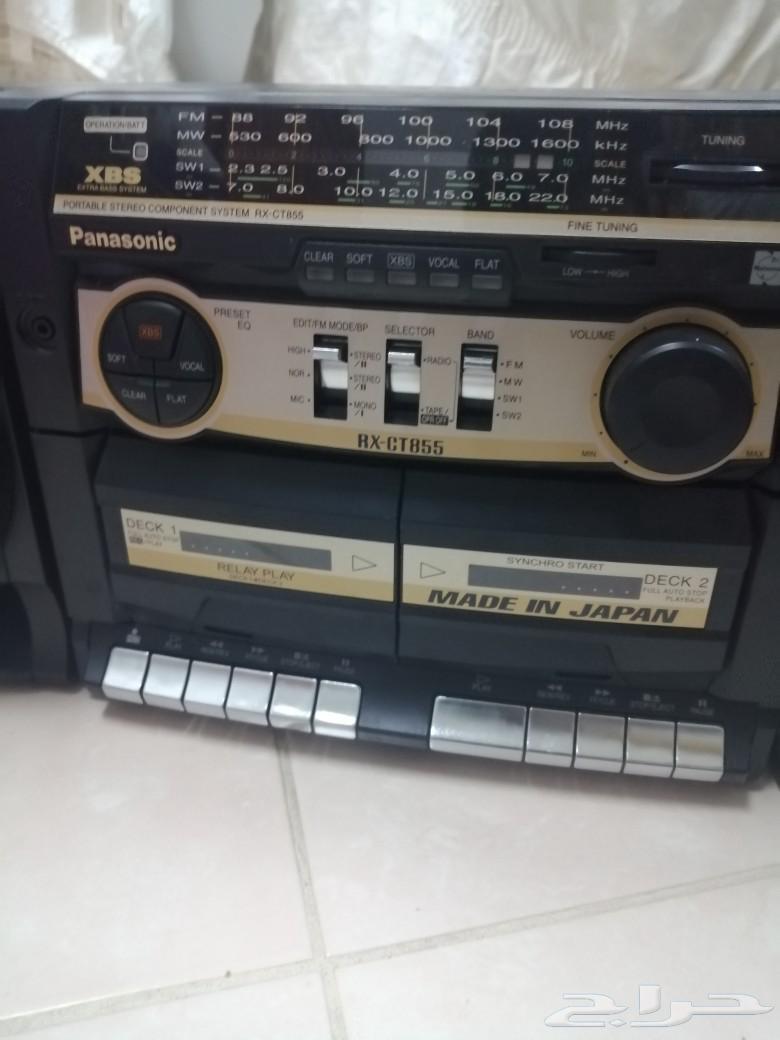 مشغل كاسيت و راديو للبيع