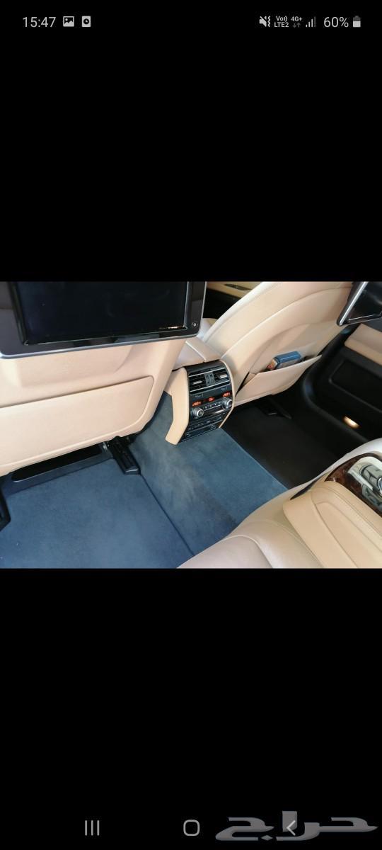 2015 - 730 LI BMW - 60 000km - مخزن