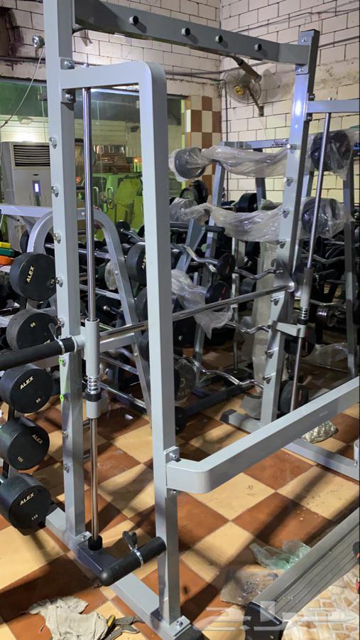 اجهزة رياضيةمعدات رياضيةتجهيز انديةبوررك اثقال بار اولمبي