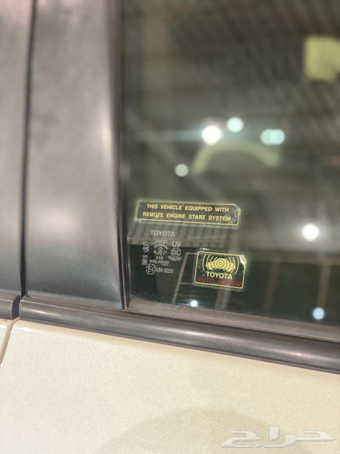 تويوتا جي اكس أر 6v سرندل مديل 2012