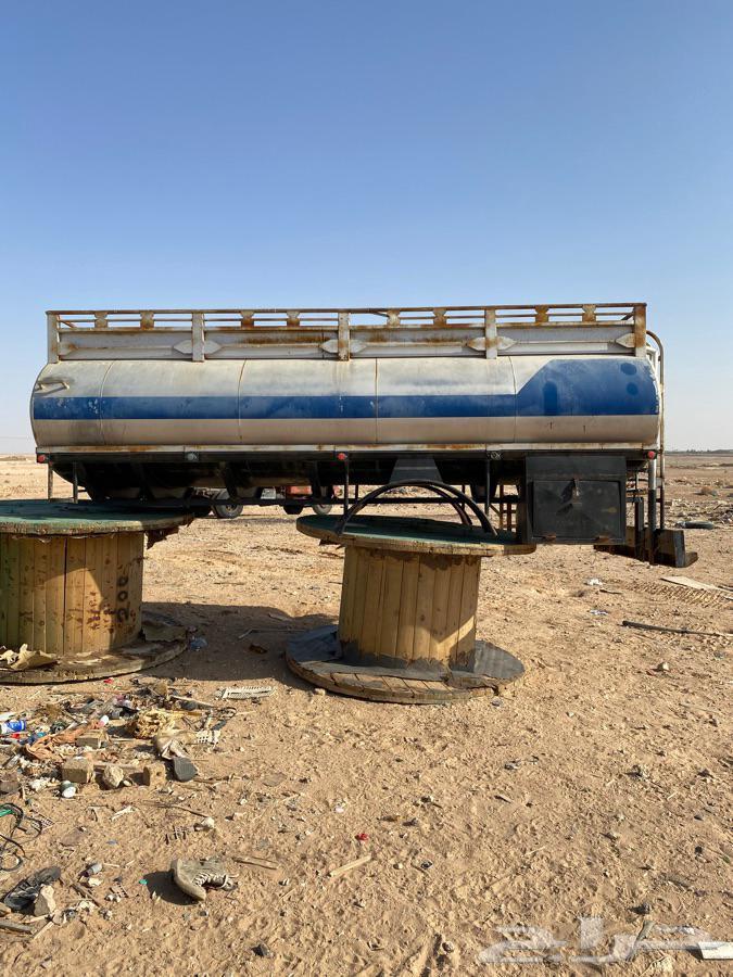تانكي ماء حجم 8000 لتر