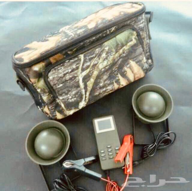 للبيع جهاز اصوات الطيور جديد لم يستخدم
