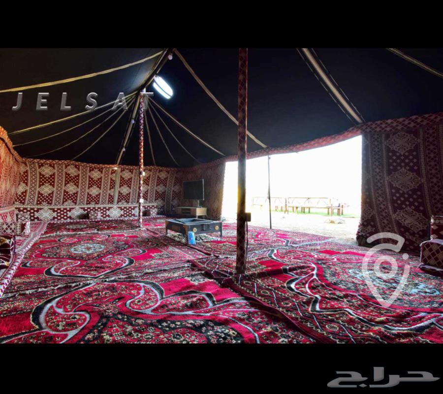 مخيم الريحان للايجار اليومي