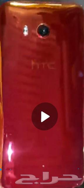 جوال HTC u11 نضيف