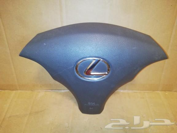 للبيع قطع لكزس ES موديل 2007 إلى 2009