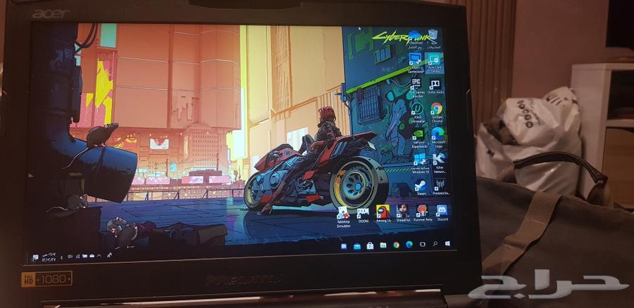 لابتوب قيمنق Acer Predator 15 gaming laptop