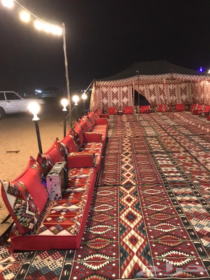 مخيمات شيهانه السنابل