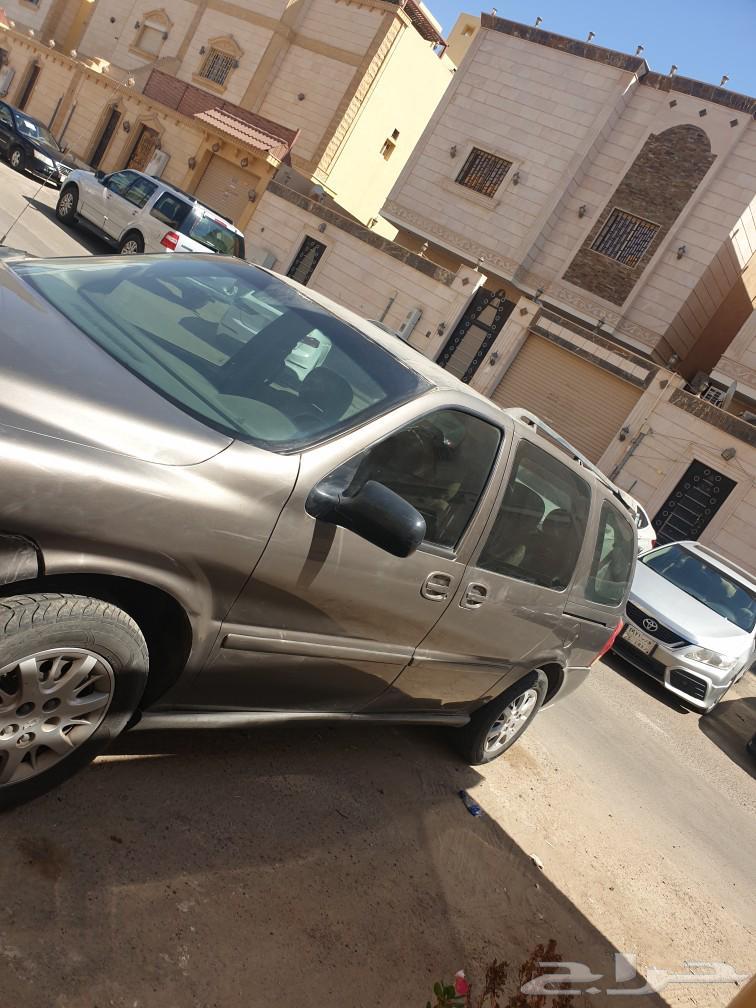 سيارة شفر فان 2005 للبيع