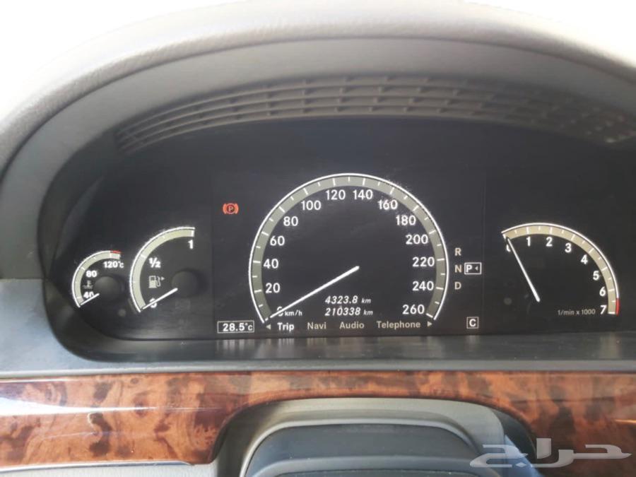 مرسيدس بانوراما s350 بحريني