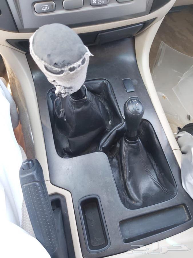 صالون نظيف شرط بدي ومحركات جي اكس ار 1 مكيفين 6 سلندر
