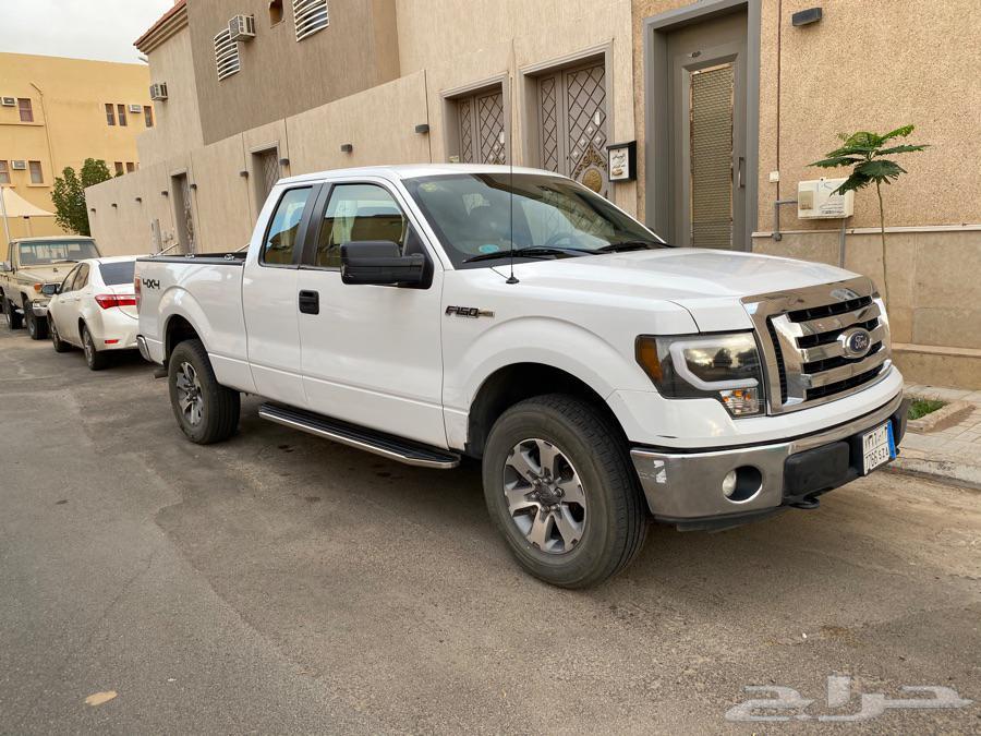 Ford F150 2012 للبيع ماشاء الله بحاله ممتازه