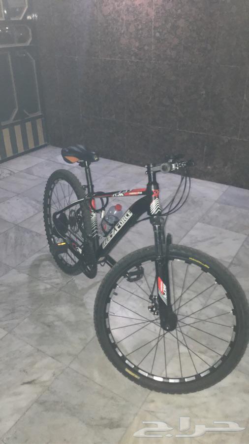 دراجة نوع جبلي مقاس 26 البوادي جدة