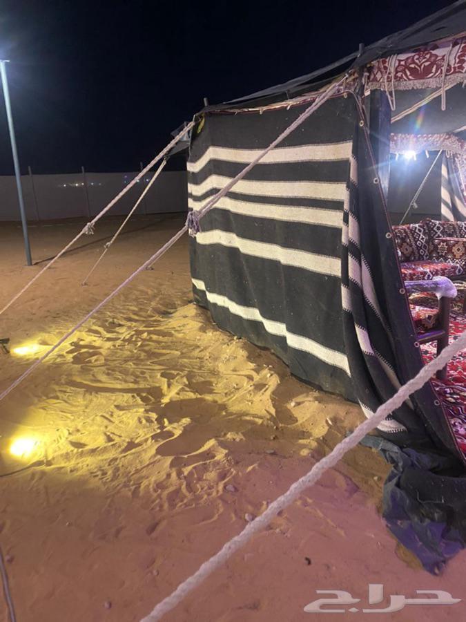 مخيم الارجوان للايجار