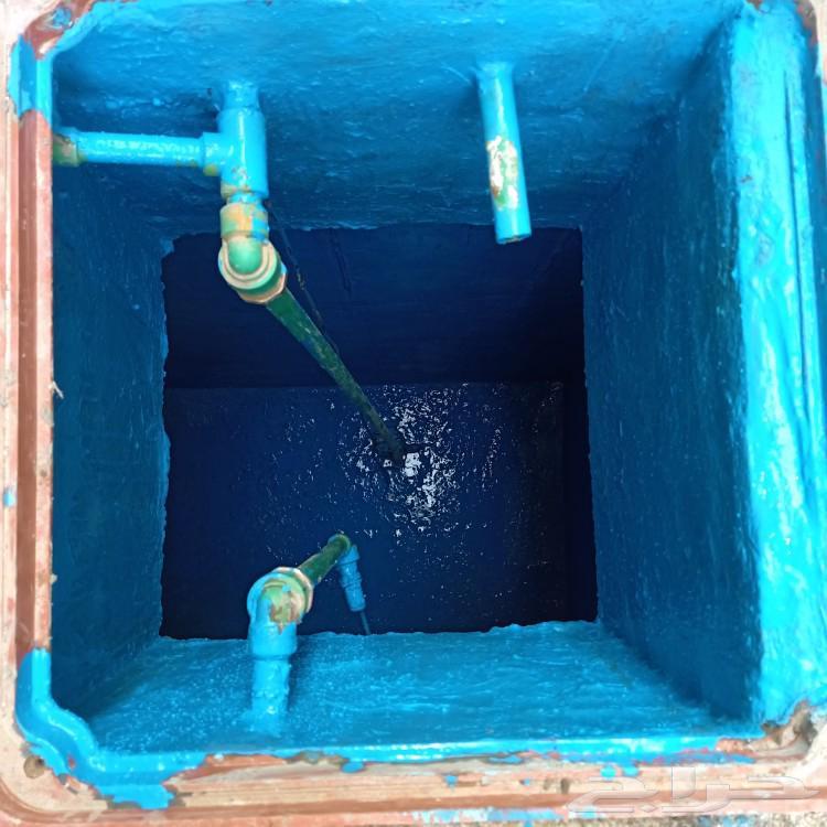 كشف تسرب المياه حل ارتفاع فاتوره المياه