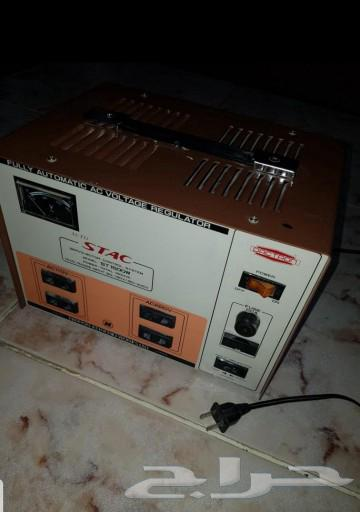 محول ومنظم كهرباء