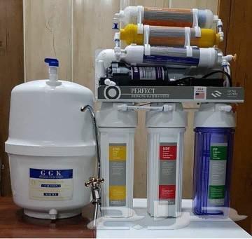 فلاتر تحلية مياه الشرب والمحطات المركزية