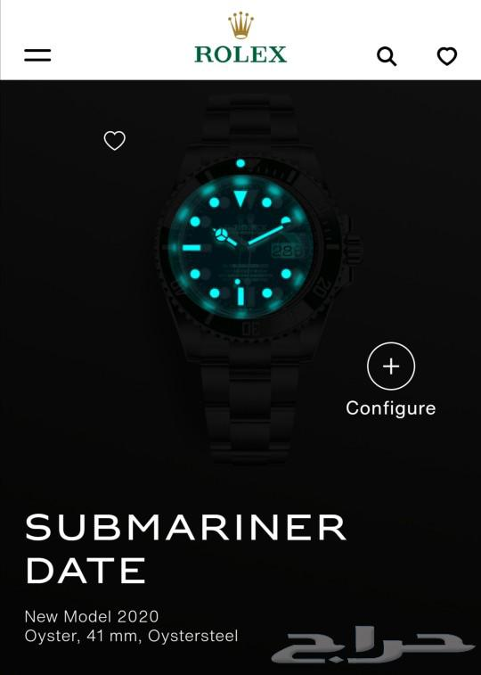 رولكس سمبارينر سوبر كواليتي Submariner 2020