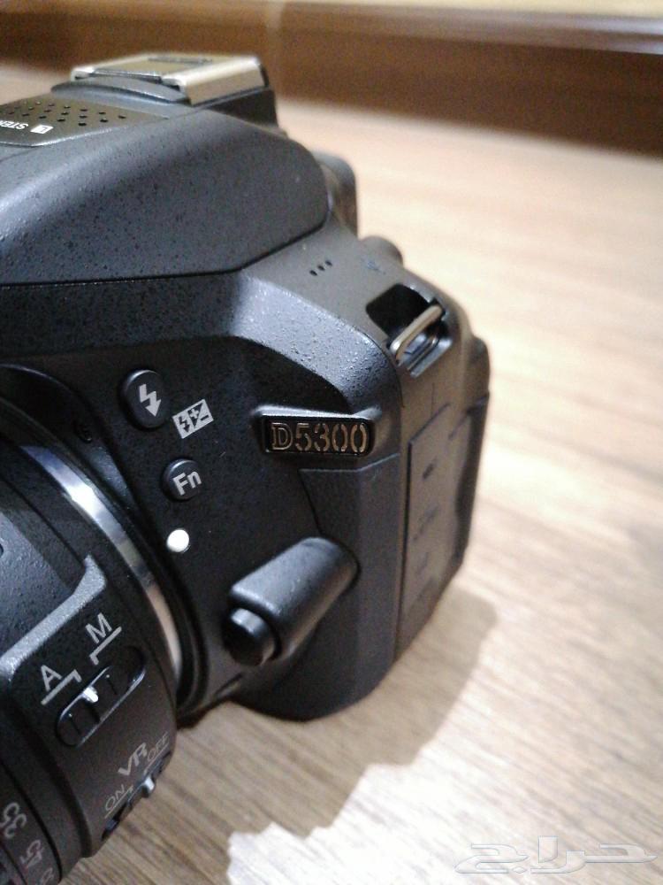 كاميرا Nikon D5300