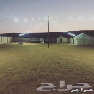 مخيم للبيع