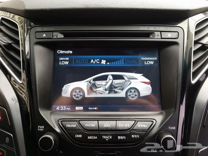 هونداي بوكس ديزل كوريا i40 مثبت سرعة شاشة
