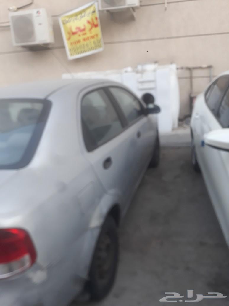 للبيع سيارة افيو 2006