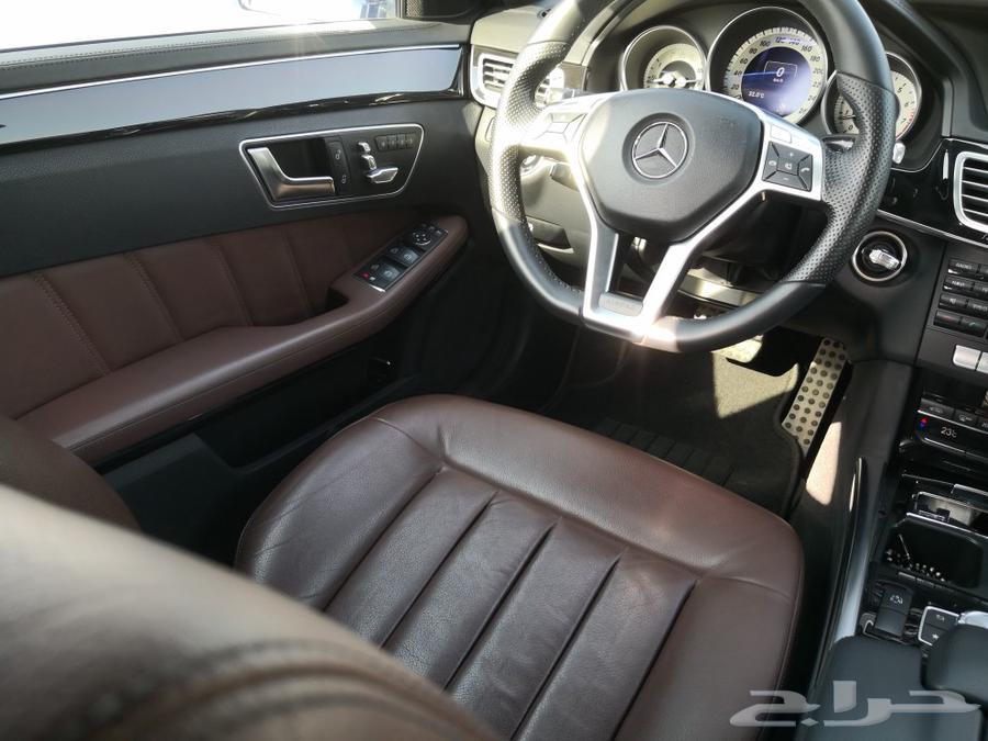 مرسدس AMG E300 موديل 2014