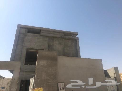 مقاول ومشرف بناء عام فلل عمائر أستراحات ترميم