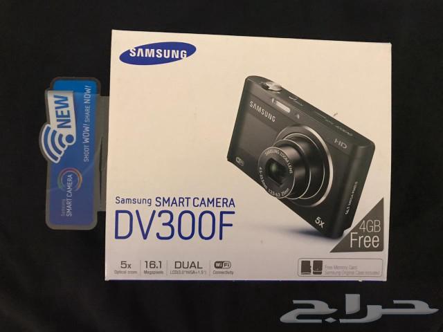 كميرا Samsung DV300F اخو الجديد