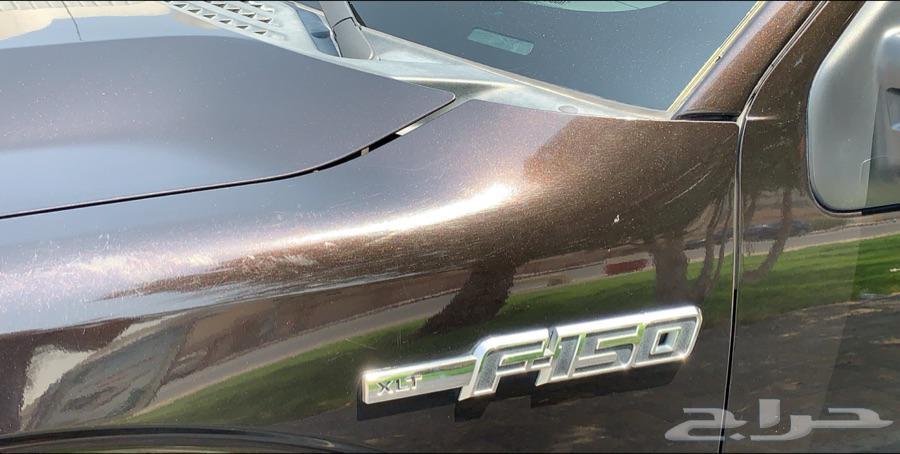 فورد F150 غمارتين دبل