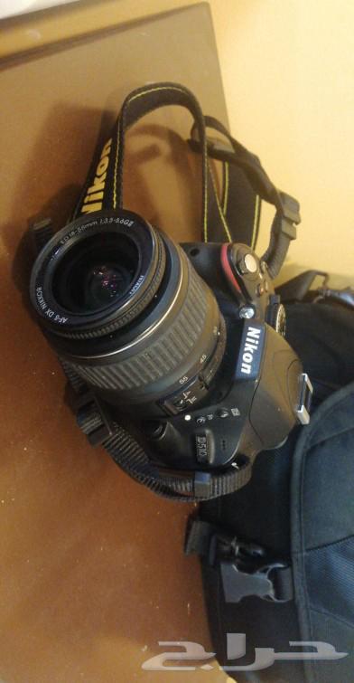 كاميرا نيكون ومسرح منزلي ال جي للبيع