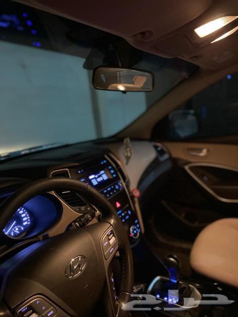 سياره سنتافي 2017