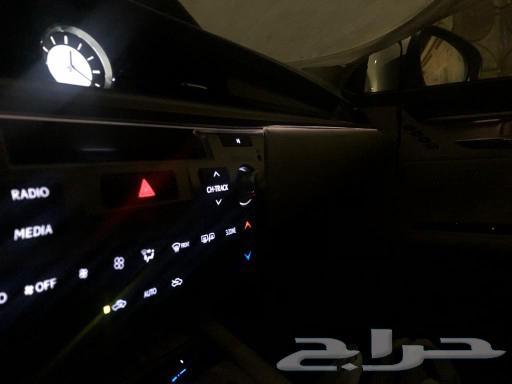 لكزس ES350 سعودي DD الفل كامل 2017