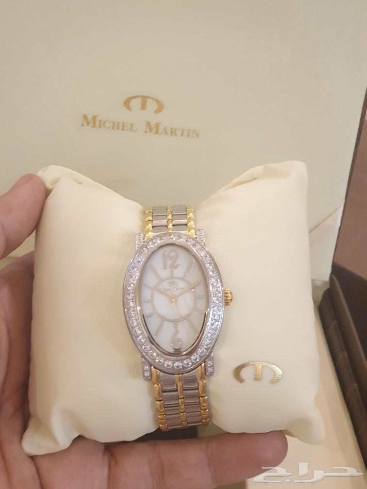 ساعة michel martin من الدهام للساعات