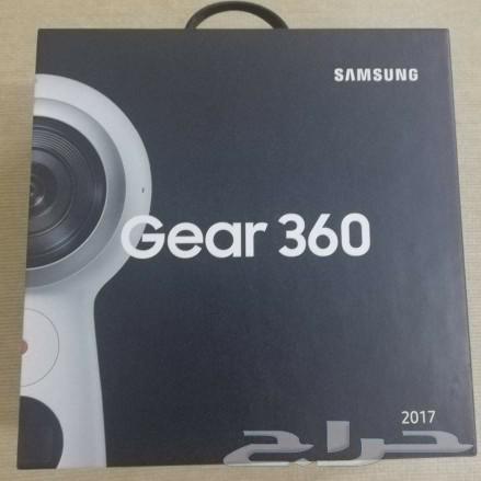 كاميرا سامسونج جير 360درجه