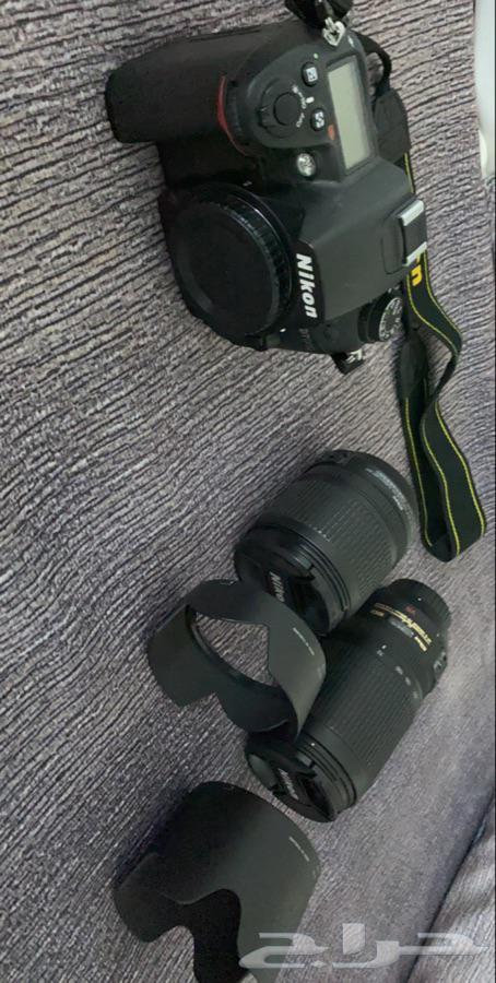 كاميرا Nikon D7000