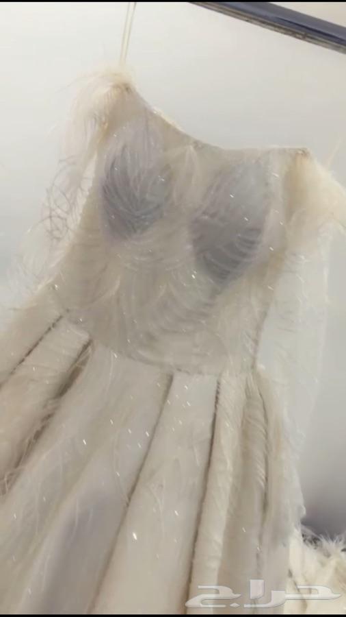 فستان عروسه للبيع