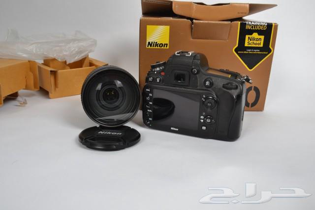 كاميرا نيكون D610 الجبارة بدي فقط